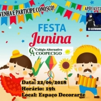 NOVA DATA da Festa Junina